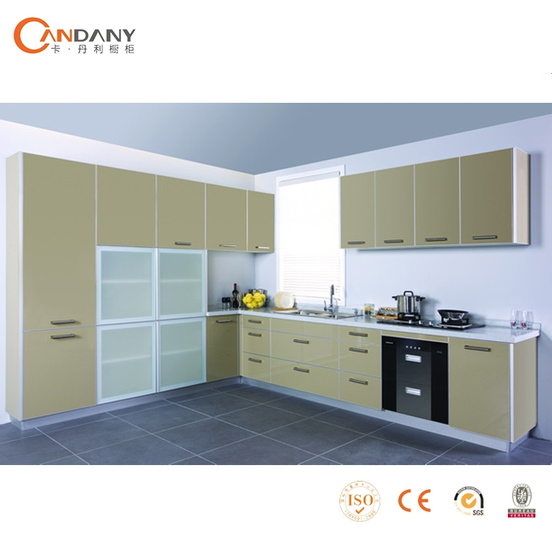 2015 High Quality Brand Lacquer Kitchen Cabinet Kitchen Cabinet Cad
