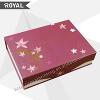 Wholesale hight quality wrapping box for business gifts