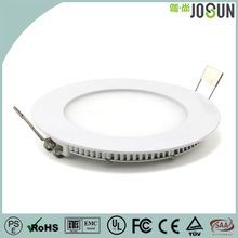 Josun Quick Delivery High Lumen Osram Aluminum Body 6w Low Price Led Panel Light