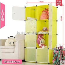 Best quality good looking bedroom large wardrobes with 8 doors 147*76cm