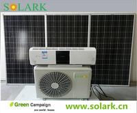 the new product competitive price hot sale number one 18000BTU hybrid solar air conditioner energy save green product