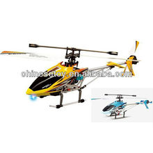 3.5 Channel Metal R/C Helicopter with LCD Display Controller and Gyro
