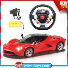 1:8 Scale Radio Control Steering Wheel Children Toy Car