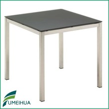 Fumeihua hpl solid surface black laminate countertop