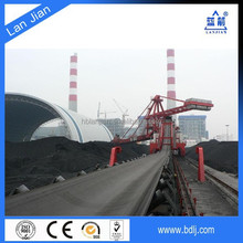 Top brand hebei lanjian rubbei fire resistant and flame retardant conveyor belt