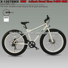 "26"" 7 speed popular Fat bike/Snow Bike/Wide tire beach Cruiser"