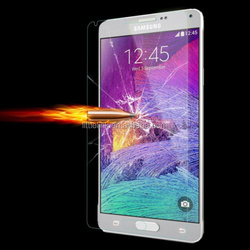 New 2.5D Tempered Glass Screen Protector 0.26mm Explosion Proof Film Guard For Samsung Galaxy Note 4 with Retail packing