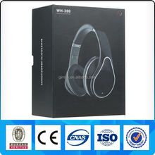 OEM Bluetooth Headphone Burn Series Factory Headphone Foldable Wireless Over-Ear Earphone