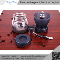 burr coffee grinder and end mill grinder machine