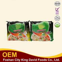 [Sample Free] Professional Food Factory / Instant Noodles / Halal Ramen