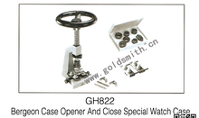 Hot sale GH822 Bergeon Case opener and close special watch case jewelry Tools