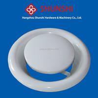 evaporative air cooler ceiling design steel round ceiling Air Vent