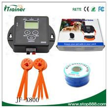 JF-X800 electronic dog runs fence Dog Pet Products Dog Electric Fence