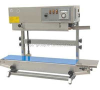 Shanghai Continuous Console type Sealing Machine CE certificate