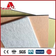 metallic plastic laminate sheet