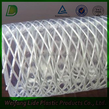 PVC Nylon and Polyester Insert Plastic Clear Conduit