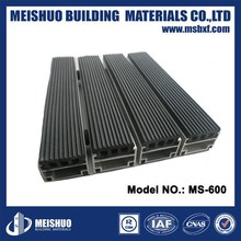 Factory direct supply Fashionable Extruded Aluminium floor rubber mat