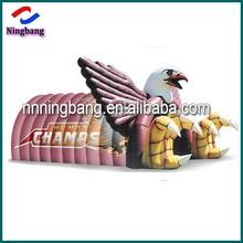 NB-TN2028 Ningbang inflatable eagle head/ customized inflatable eagle head model for event/ inflatable eagle head balloon for ad