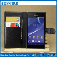for xperia m cover case, flip case for sony xperia m, for sony xperia m case