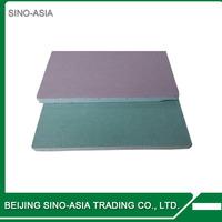 gypsum ceiling tile /osb fiber board/ISO approved drywall gypsum board