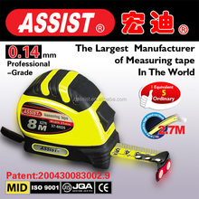 Famous in Asia Made in Ningbo tape measure promotional heavy-duty measure hand tools,function of tape measure