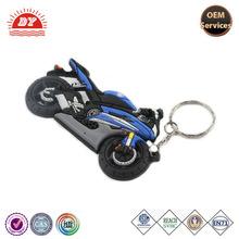Fashion Keychain Pendant Motorcycle Model For Yamaha Blue