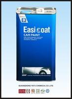 Easicoat 2k clear coat car paint