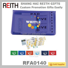 Best Seller Custom Office First Aid with Logo Imprinted For Promo(RFA0140)