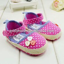 venta al por mayor de bebé suave prewalker zapatos