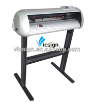 Good quality cutter plotter machine servo motor vinyl cutting plotter with Flexisign software HS630