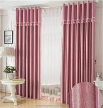 Súper ventas popular de poliéster elegante cortina de belleza en venta