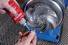 Loctit Flexible Crystal Clear Two Components epoxy Resin Glue for Doming on Stickers