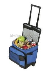 Supermarket large wine trolley cooler bag