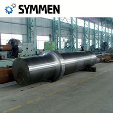 Forged Water/Hydro Turbine Main Shaft With Max Length 16000Mm