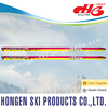 High quality cross country ski for ladies-pink&yellow design