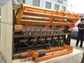 2015 mejor precio automático de malla de alambre soldado de la máquina de flexión