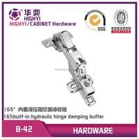 B-42 Inset door hinge,165 degree door hinge,Hydraulic Hinge for cabinet furniture