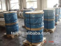 ungalvanized and galvanized steel wire rope 12mm on pallet
