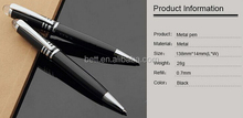 2015 new products easy use writing personalized promotional metal ballpen