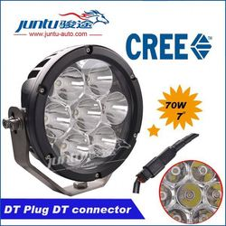 Best-Selling Super Quality Lowest Price Multifunction 7 Inch Spot Beam 6000Lm 70W Led Focus Light