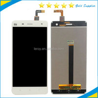 Factory directly cell phone lcd display screen for MI-4 XIAOMI 4 white