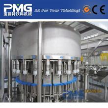 PMG-CGF24-24-8 New technology automatic plastic water bottle washing filling sealing cap machine