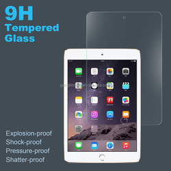 9H 0.3MM Anti blue light tablet tempered glass screen protector for ipad