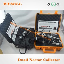 2015 Factory Direct Sale Cheapest D nail Pelica case Enail with heating coil and nail