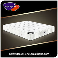 Best prices pocket spring concave mattress