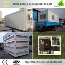 Economical Modern Civil Mobile Eu Standard Container House