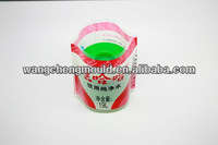 PVC Temper evident sleeve for 5 gallon cap seal packaging