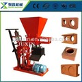 الطين الطوب صنع آلة الايكولوجية برافا جنوب افريقيا/ أنواع الصناعات الصغيرة/ منتجات التكنولوجيا الجديدة في الصين