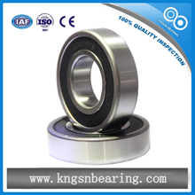 16006 2RS bearings 30x55x9 mm Open Type Deep Groove Ball Bearings