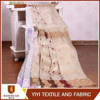 Best selling Home decor dubai voile curtain fabric india